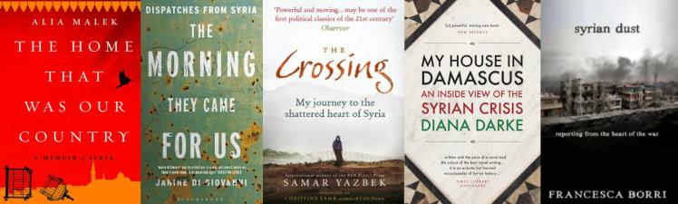 Books on Syria