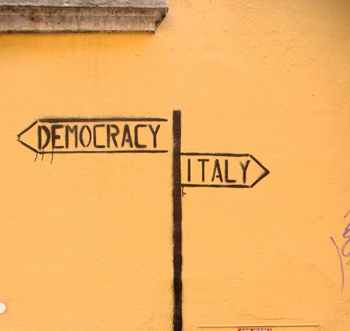 democracy italy